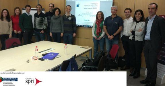 EUSKATE: Nuevas tecnologías de interoperabilidad y coordinación colaborativa basadas en Blockchain para la coordinación colaborativa de las industrias